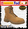 New Oliver Men's Work Safety Boots Shoes Steel Toe Lace Up AT's Australia 55332