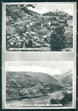 Macerata Fiastra San Lorenzo al Lago Foto FG cartolina KF1783