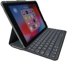Logitech iPad Slim Capa Folio Teclado Bluetooth iPad 6 2018 9.7 Polegadas 820-008847