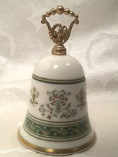 Vintage Bell Gorham Usa Danbury Mint Bells Of The World's Fine Porcelain China