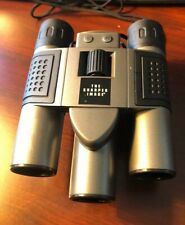 The Sharper Image 10X25 Digital Camera Binoculars
