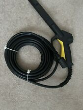 More details for kärcher replacement high pressure hose and hand gun - new
