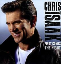 Chris Isaak - First Comes The Night (NEW 2 VINYL LP)