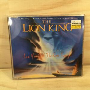 Disney THE LION KING: CAN YOU FEEL LOVE TONIGHT Music CD Single (4 Tracks) 1994