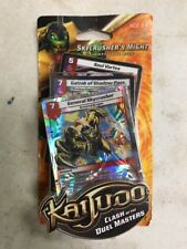 Kaijudo Skycrushers Might Competitive Deck, Theme Starter Deck For Card Game TCG