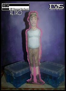 Caddyshack Bill Murray Carl Spackler Retro iCONS Primitive Collectible Art Doll