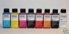 Refill 8x 100ml high gloss pigment ink Epson Stylus Photo R1900 R2000 NON OEM