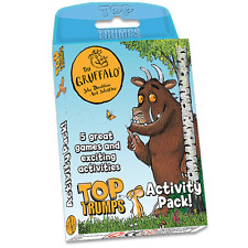 BRAND NEW TOP TRUMPS: GRUFFALO : ACTIVITY PACK 000868