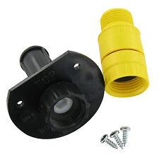 Valterra A70 No-Fuss Flush with Check Valve
