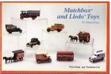 MATCHBOX / LLEDO DIE-CAST MODEL VEHICLES (1982-87) COLLECTORS GUIDE BOOK