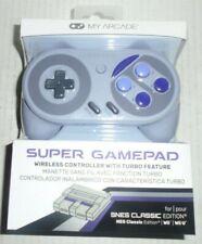 My Arcade Super Gamepad Wireless Controller SNES Classic