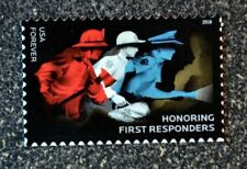 2018USA #5316 Forever - Honoring First Responders - Single Postage Stamp  Mint
