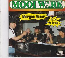 Mooi Wark-Morgen Weer cd single