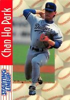 SLU Starting Lineup LOS ANGELES DODGERS 1997  CHAN HO PARK Figure /& Card