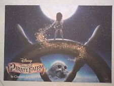 TINKERBELL & THE PIRATE FAIRY A3 POSTER Movie Cinema Film *NEW* Peter Pan DISNEY