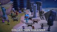 Animal Crossing New Horizons Collection GULLIVER (41 objets)