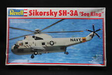 XP101 REVELL 1/72 maquette helicoptere 4427 Sikorsky SH-3A Sea King Année 1983