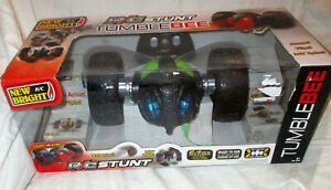 New Bright RC Stunt Vehicle Tumblebee NEW IN BOX!