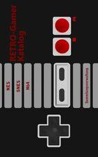 RETRO-Gamer - Katalog für Sammlungsverwaltung NES, SNES und N64