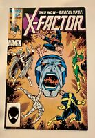 X-factor #6 First Appearance Of Apocalypse