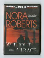 Without a Trace : by Nora Roberts - Audiobook - MP3CD
