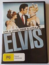 Live A Little, Love A Little DVD Elvis Presley (#DVD01084)