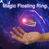 Magic Floating Ring Magic Tricks Invisible Magic Gimmick Magician Rings Stage M