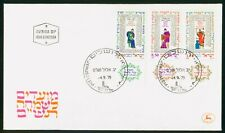 Mayfairstamps Israel FDC 1979 Men Making Things by Hand First Day Cover wwr_0939