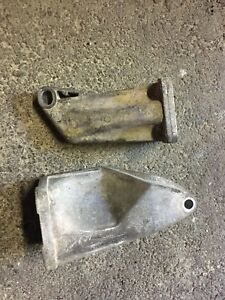 AUDI 80 B3 SALOON B4 COUPE QUATTRO REAR DIFFERENTIAL LEFT RIGHT MOUNT BRACKET