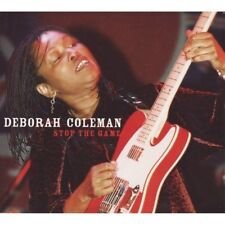 Deborah Coleman - Stop the Game [New CD]