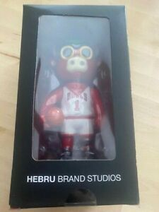 Chicago Bulls - Benny the Bulls - Hebru Brantley Bobblehead - Sealed - NEW