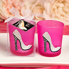 100 High Heel Shoe Candle Wedding Shower Bridal Favor Party Event Gift Bundle