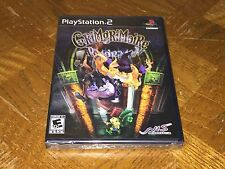 GrimGrimoire PlayStation 2 PS2 Factory Sealed Brand New