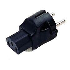 Strom Adapter Netz Stecker Buchse für PC iMac Playstation 3 LG Samsung Fernseher