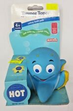 Tommee Tippee Safety Bath Pals (Blue Octopus or Yellow Duck - You Select)