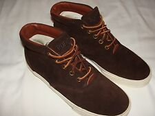 Ralph Lauren Polo Brown Suede Shoes - UK Size. 7