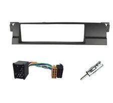 1 Din Radio Stereo Facia Fascia for BMW E46 Adaptor Plate Panel Fitting Kit