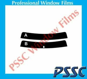 PSSC Pre Cut SunStrip Car Auto Window Films - Mazda 323 F Hatch 1999-2003