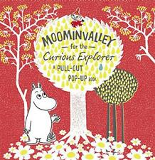 Moominvalley for the Curious Explorer (Moomin Pull Out Pop Up Book) by Jansson,