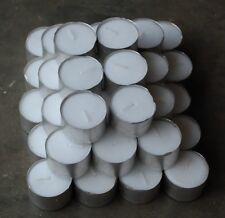 2400 Tea Light Candles 9 Hour Bulk Tealight Candle Tea Lights Tealights White