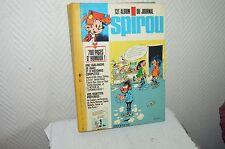 ALBUM DU JOURNAL DE SPIROU N° 131 BD DUPUIS YOKO LAGAFFE  ...