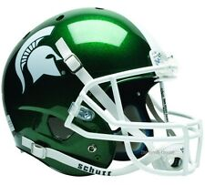 MICHIGAN STATE SPARTANS SCHUTT XP FULL SIZE REPLICA FOOTBALL HELMET