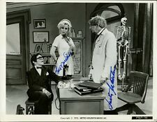 The Sunshine Boys Scene Signed In-person By WALTER MATTHAU & LEE MEREDITH