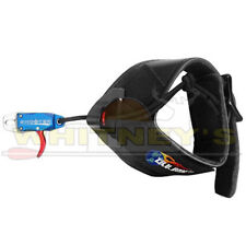 T.R.U. / Tru Ball Archery shooter Blue Silver Trigger Buckle strap TOOB-BL-JR