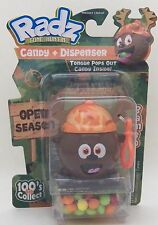 Radz Brand Gone Huntin' Toy Candy Dispenser and Candy Bambo