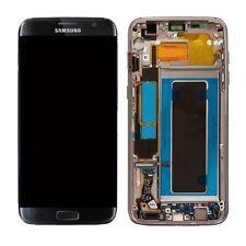 Ecran ORIGINAL Samsung Galaxy S7 Edge NOIR SM-G935F NOUVEAU GH97-18533A