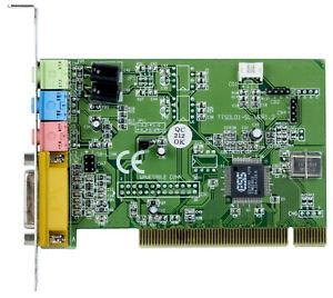 TERRATEC PROMEDIA TTSOLO1-SL VER1.2 PCI SOUND CARD