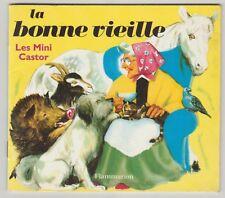 La bonne vieille Marie Colmont G. De Sainte-Croix mini Castor Père Castor