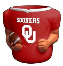 Oklahoma Sooners Jersey Can Cooler [NEW] NCAA Holder Bottle Drink Beer