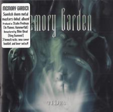 Memory Garden - Tides + Demo/Rehearsal, 1996 (Swe), CD